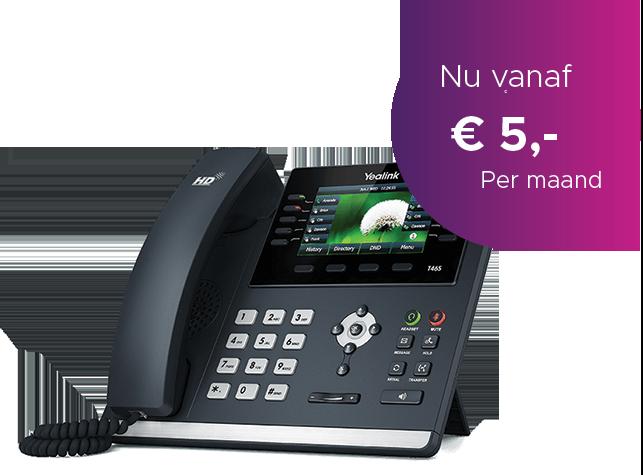 VoIP toestellease